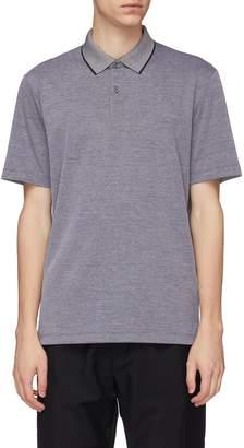 Theory 'Standard' pima cotton blend polo shirt