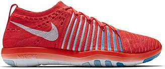 Nike Free Transform Flyknit Womens Running Trainers 833410 Sneakers Shoes (US 7.5, Bright Crimson White 601)