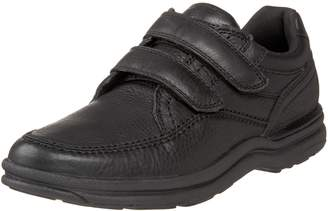 Rockport Men's World Tour Casner Hook-And-Loop Walking Shoe