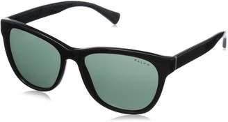 Ralph Lauren by Ralph by women's 0RA5196 Round Sunglasses