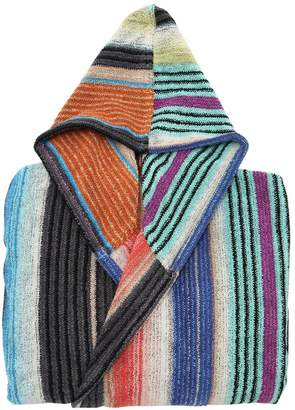 Missoni Viviette Cotton Bathrobe