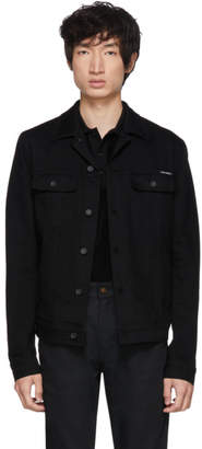 Dolce & Gabbana Black Denim Jacket