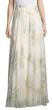 Jenny Yoo Hampton Luxe Chiffon Skirt