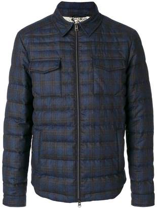 Etro padded jacket