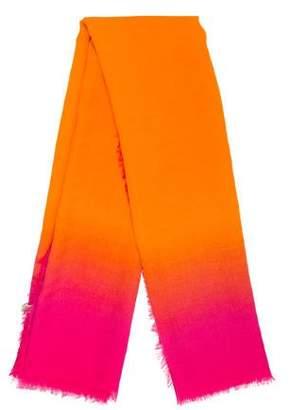 Bottega Veneta Wool Bi-Color Scarf