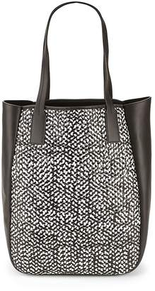 Derek Lam 10 Crosby Women's Bond Woven Leather Tote Bag