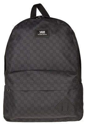 89115669e0 at eBay Fashion Outlet · Vans New Mens Black Old Skool II Polyester  Backpack Backpacks