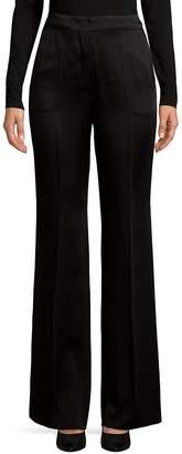 Sportmax Women's Pleated Wide-Leg Pants