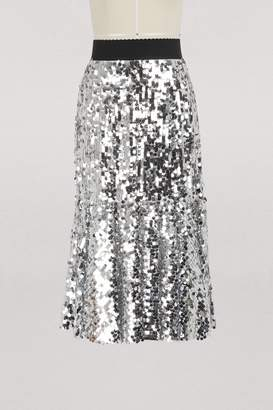 Dolce & Gabbana Skirt with sequins