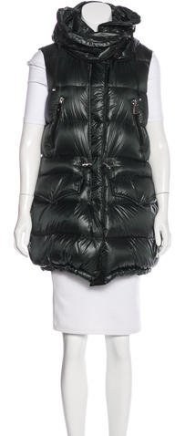 Moncler Moncler Beaumesnil Puffer Vest w/ Tags