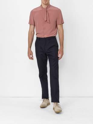 Gucci Silk short sleeve cambridge shirt