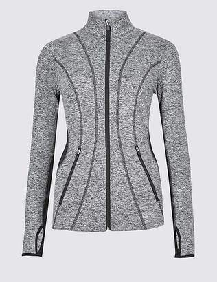 Marks and Spencer Quick Dry Long Sleeve Run Top