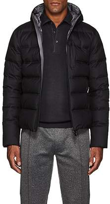 Herno Men's Down-Quilted Hooded Puffer Jacket
