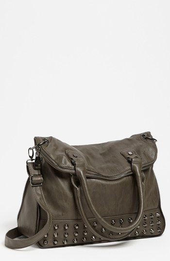 Steve Madden Steven by Convertible Faux Leather Tote