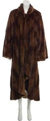 Fendi Mink Fur Coat
