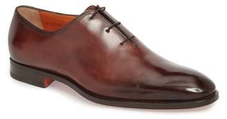 Santoni Whole Cut Shoe