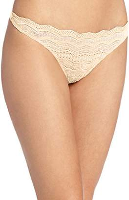 Cosabella Women's Ceylon Thong,Small/Medium