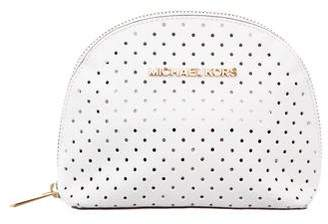 Michael Kors Jet Set Perforated Cosmetic Bag