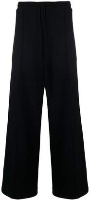 Lost & Found Rooms wide leg side stripe joggers