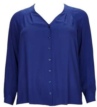 Evans Wrap Back Shirt