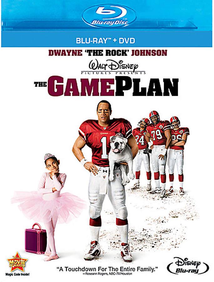 Disney The Game Plan - Blu-Ray + DVD Combo Pack