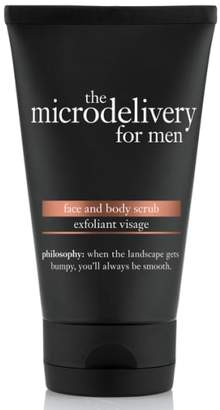 philosophy 'the Microdelivery' Face & Body Scrub For Men