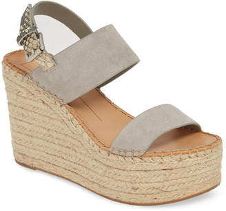 Dolce Vita Spiro Platform Wedge Sandal