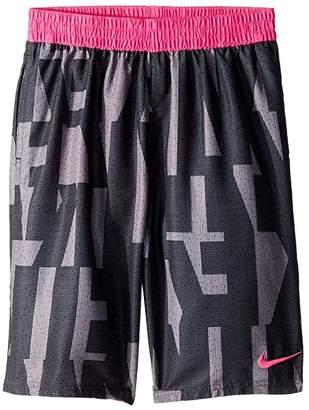 Nike 8 Vector Lap Volley Shorts (Big Kids)