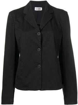 Maison Margiela Vintage 2000 pinstriped jacket