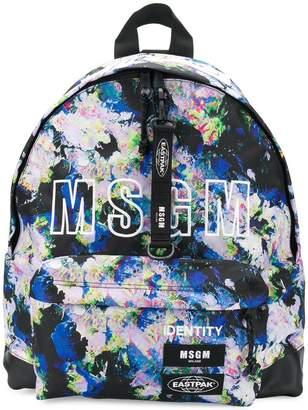 Eastpak X MSGM backpack
