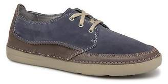 Clarks Men's Gosler Edge Low rise Lace-up Shoes in Blue