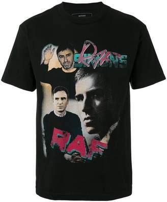 Raf Simons Modern Man printed T-shirt