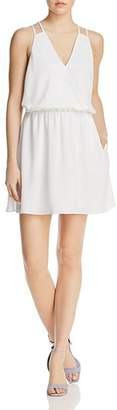 Cooper & Ella Mia Faux-Wrap Dress