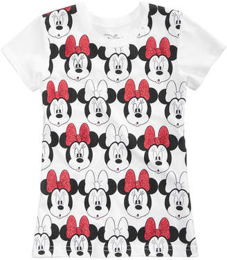 Disney Disney's Minnie Mouse Cotton T-Shirt, Little Girls