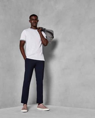 Ted Baker LOTSDOT Slim fit pin dot trousers