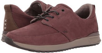 Reef - Rover Low WT Women's Lace up casual Shoes $95 thestylecure.com