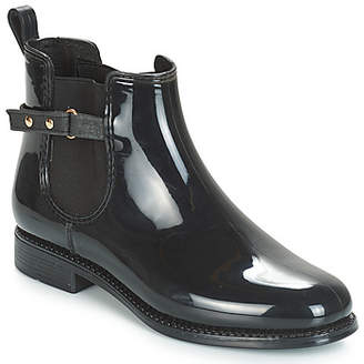 BeOnly Be Only MILA women's Wellington Boots in Black