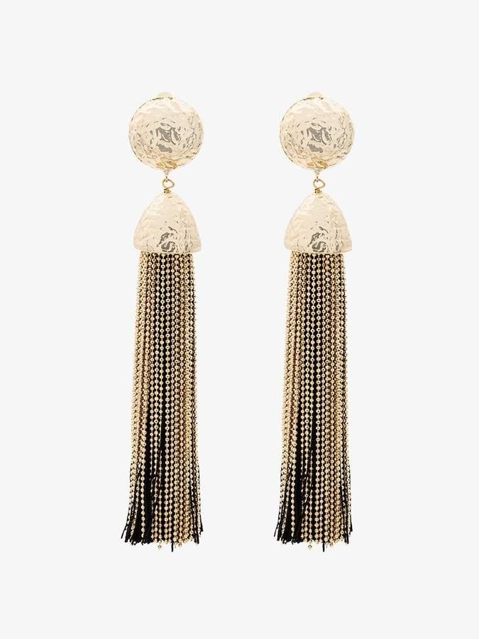 Corda Tassel Earrings