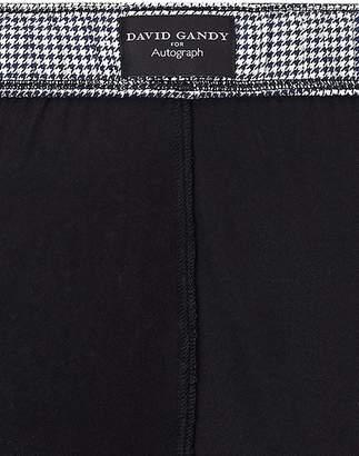 Marks and Spencer Slim Fit Supersoft Pyjama Shorts