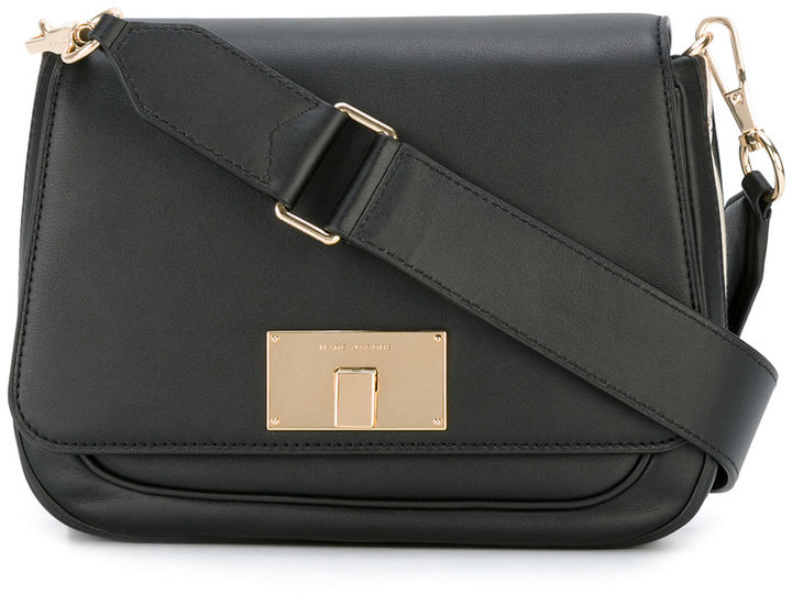 Marc Jacobs Marc Jacobs Navigator saddle crossbody bag