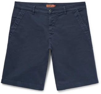 Barena Stretch-Cotton Twill Shorts