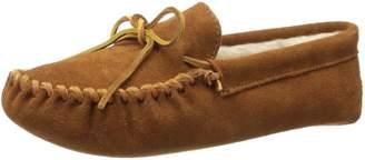Minnetonka Men's Pile Lined Softsole Slipper