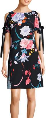 Adrianna Papell Zen Shift Dress