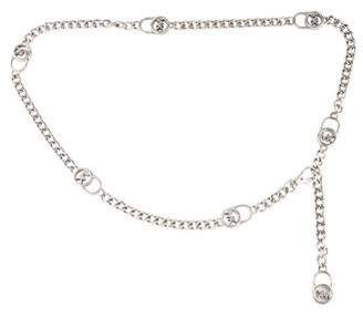 Michael Kors Chain-Link Belt