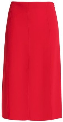 Joseph Paneled Crepe Skirt