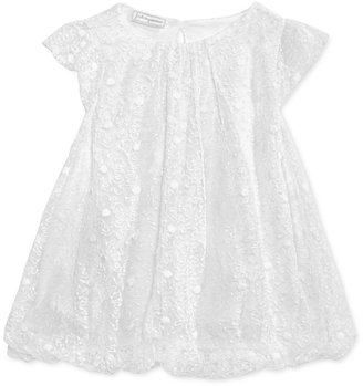 First Impressions Schiffli Bubble Dress, Baby Girls (0-24 months), Only at Macy's $42 thestylecure.com