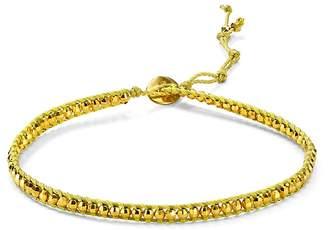 Chan Luu Beaded Wrap Ankle Bracelet