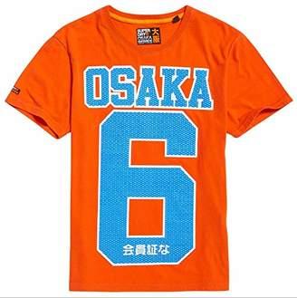 Superdry Men's Osaka Podium T-Shirt