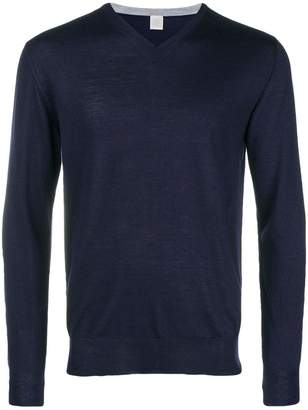 Eleventy V-neck sweater