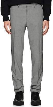 Rag & Bone Men's Patrick Puppytooth Wool-Blend Trousers - Black